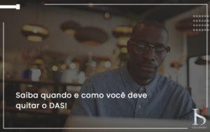 Saiba Quando E Como Voce Deve Quitar O Das Is - IS CONTADORES